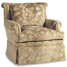 Lexington Upholstery Barrier Swivel Chair 7620 11sw 29 Quot Wx