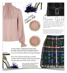 """""""Top Fashion Products for Jan 2nd, 2017"""" by shoaleh-nia ❤ liked on Polyvore featuring Related, Elie Saab, Michael Kors, Gucci and Jimmy Choo"""