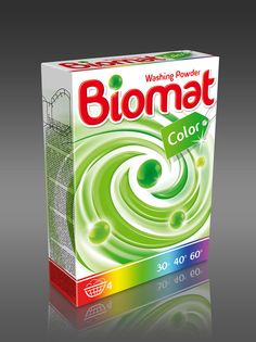 Biomat Color #biomat #praciprasok #washingpowder