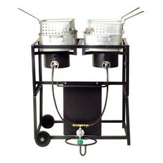 Propane Cooker Fish Fryer Deep Dual Burners Portable Outdoor Patio Camping #Camping #CampCooking #FishFryer http://www.ebay.com/sch/Outdoor-Cooking-Eating-/149242/m.html?_nkw=&_armrs=1&_ipg=&_from=&_ssn=stormygirl77&_sac=1