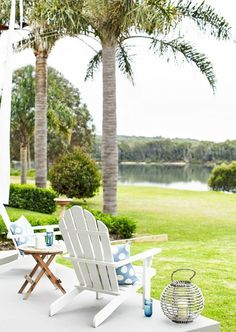 Riverside home filled with coastal style - Homes, Bathroom, Kitchen & Outdoor | Home Beautiful Magazine Australia