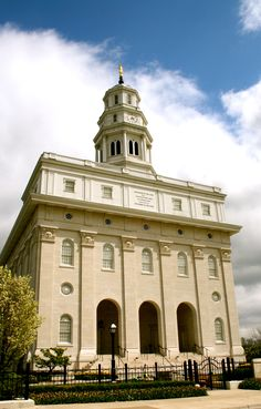 Nauvoo, IL LDS Temple - photography project #nauvoo #LDS #temple