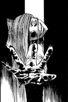 Ibitsu horror manga