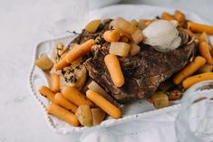 This is truly The Best Pot Roast Recipe ever! When the fall rolls around and the weather starts to get a little cooler, the best way to stay warm and cozy is. Slow Cooker Times, Crock Pot Slow Cooker, Slow Cooker Recipes, Crockpot Recipes, Cooking Recipes, Slow Cooking, Cooking Tips, Best Pot Roast Recipe Ever, Pot Roast Recipes