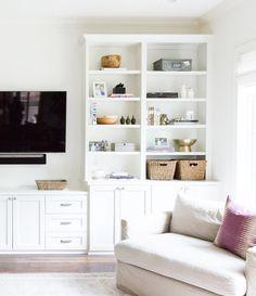 Coastal Eclectic Living Room
