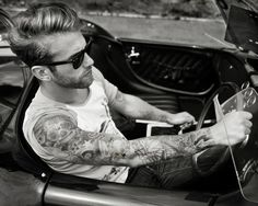 Sleeve #tattoo #tattoos #tattooed #men #guy