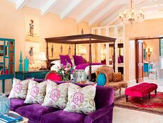 The new benchmark for luxury Franschhoek accommodation. Located on a beautiful Franschhoek private estate, La Residence is a tranquil haven of luxury and relaxation. Sisters Restaurant, My Dream Home, Relax, Luxury, Interior, House, Furniture, Home Decor, Canopy Beds