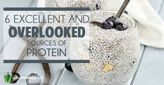 6 Excellent And Overlooked Sources Of Protein