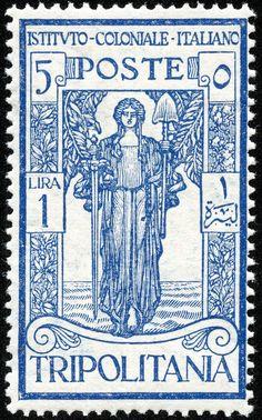 Big Blue 1840-1940: Tripolitania