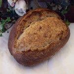 rye bread with caraway seed, like my grandmothers