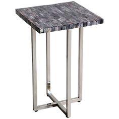 Interlude Home Olivia Side Table