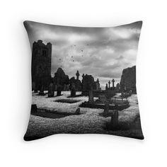 Slane Abbey Graveyard