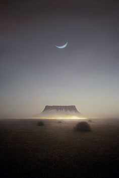 Plateau BY Karezoid Michal Karcz - Ayers Rock - Australia Beautiful Moon, Beautiful World, Beautiful Places, Ayers Rock Australia, All Nature, Land Art, Belle Photo, The Great Outdoors, Wonders Of The World