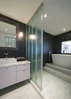 cómo decorar baños modernos