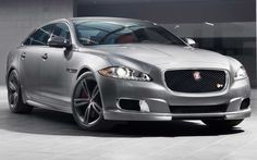 550-HP 2014 Jaguar XJR Making Debut in New York - WOT on Motor Trend