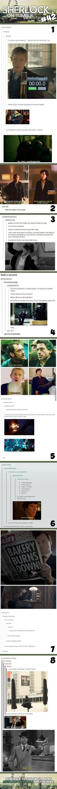 Sherlock On Tumblr #42
