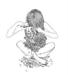 Gardening by Vedder