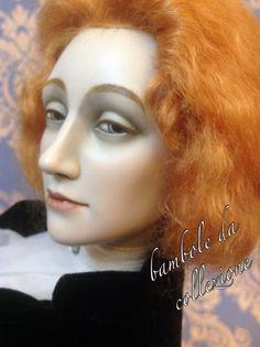 Zinaida Gippius (A. Koukinova doll)