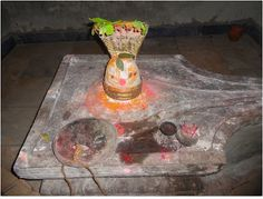Newly Constructed Lord Shiva temple at Paapulaveedu