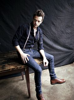 Brandon Flowers. The Mr. Brightside.