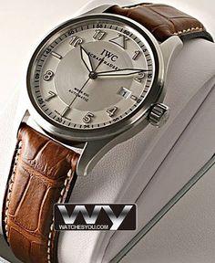 IWC Spitfire Mark XVI Automatic Mens Watch IW325502