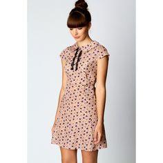 Alice All Over Peterpan Collar Dress