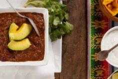 Chilli com carne  Gastronomia e Receitas - Yahoo Mulher