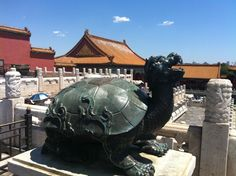 La Ciudad Prohibida. Pekín.