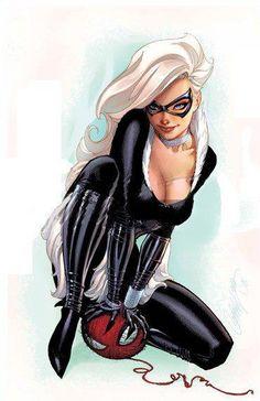 Black Cat  Auction your comics on http://www.comicbazaar.co.uk