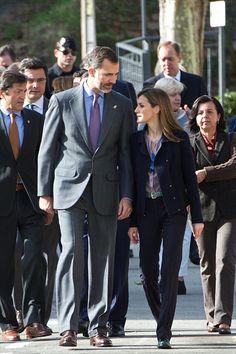 Rainha Letizia nos prémios Príncipe das Astúrias #asturiasawards