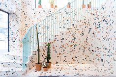 studio henry café kitsuné architecte
