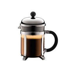 Bodum Chambord, 4 kops stempelkande - Kaffeteriet