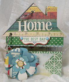 Home Acrylic Album