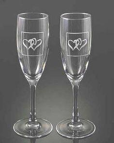 Copas para el momento del brindis   Blog de bodas y novias. Detalles de bodas