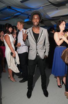 Style: Sammy Davis/Prince/Kanye
