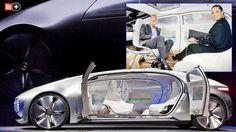 DAS ERSTE RAUMSCHIFFAUTO Wann geben wir den Lenker ab, Herr Zetsche? Der Daimler-Chef erklärt, warum sein neues, selbstfahrendes Auto spricht
