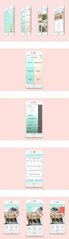 Mobile UI Design Inspiration #46 - Smashfreakz