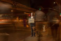 """American photographer, Aaron Draper wants people to see homelessness in a different light. For his Underexposed series, the artist and social activist is attempting to make those who live on the streets """"as visually appealing Zack Arias, Lumiere Photo, Street Photography People, Budget Planer, Tribute, Smiling Man, Japanese Streets, Homeless People, Shed"""