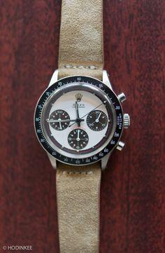 Reference Points: Understanding The Rolex Paul Newman Daytona — HODINKEE - Wristwatch News, Reviews, & Original Stories