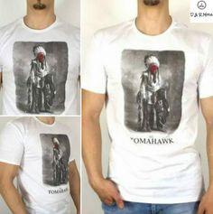 "T-shirt Tomahawk SG ""Indio"""