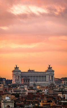 Řím je nadherný