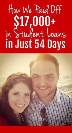 Wow! They paid off $17K in 54 days? That's some crazy fast progress. And they did it on educator salaries!   Debt free stories   Paying off debt