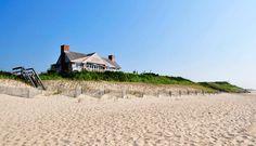 The 7 Best Hamptons Beaches Hampton Beach, East Hampton, Volleyball Net, Billy Joel, Lifeguard, Southampton, Good Company, The Hamptons, Sailing