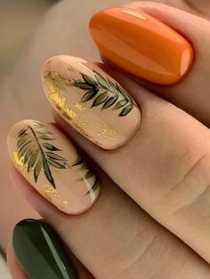You are in the right place about fall wedding nails autumn Here we offer you the most beautiful pictures about the fall wedding nails opi you are l Stylish Nails, Trendy Nails, Cute Nails, My Nails, Pink Nails, Nagellack Design, Fall Nail Art Designs, Wedding Nails Design, Minimalist Nails