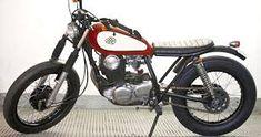 Resultado de imagen para Yamaha SR250 Cafe Racer