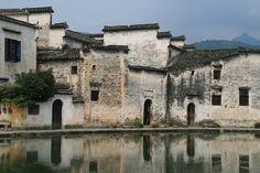 Pond Houses    China photo