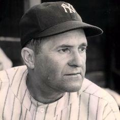 Coach Joe McCarthy