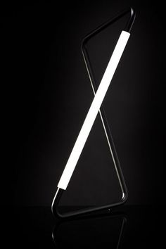 Interesting LED table light design- by Naama Hofman
