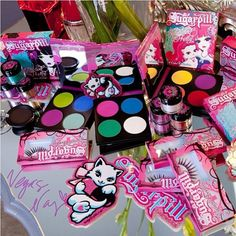 Check out Vegas_nay's sweet Sugarpill stash! You can find all these goodies and more at sugarpill.net. Yay!