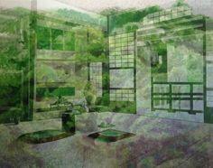 Eva Sakuma - Still life Wabi Sabi, Still Life, Aquarium, Painting, Art, Goldfish Bowl, Art Background, Aquarium Fish Tank, Painting Art